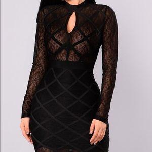 Fashion Nova Bandage Dress